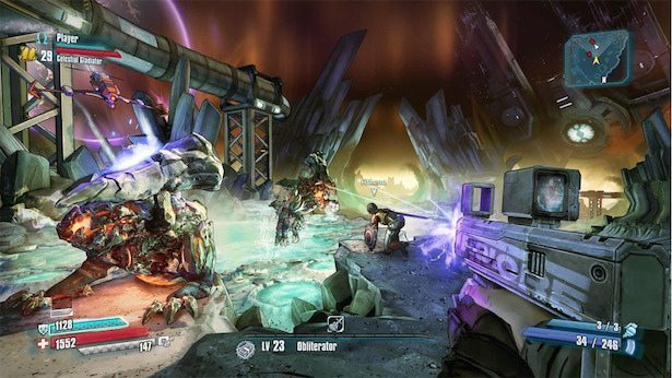 Borderlands The Pre-Sequel giochi per mac avrmagazine 1