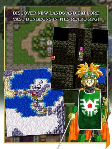 Dragon Quest II giochi per iphone avrmagazine