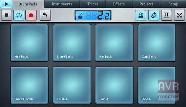 FL Studio Mobile app per iPhone avrmagazine 1