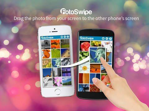 FotoSwipe app per iPhone avrmagazine 1