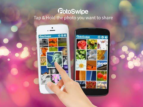 FotoSwipe app per iPhone avrmagazine 2
