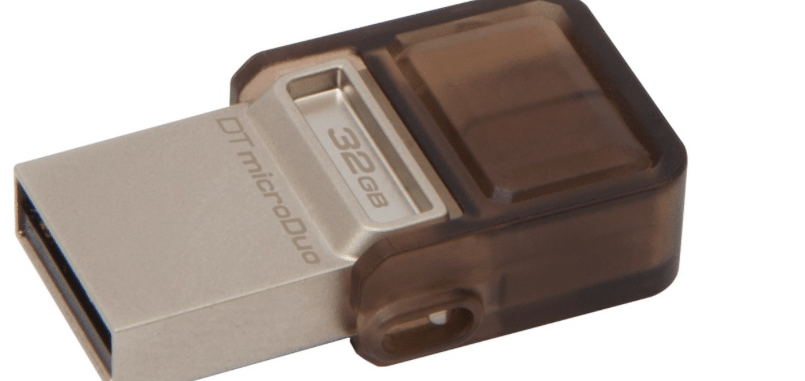 Kingston microDuo 32GB avrmagazine