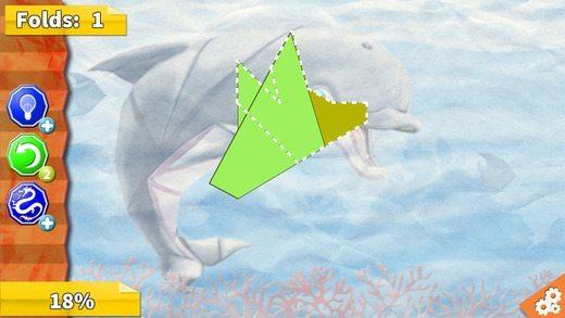 Origami Challenge giochi per iphone avrmagazine 1