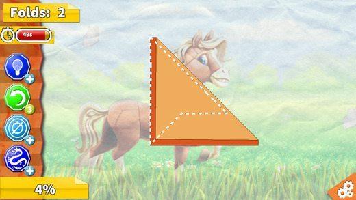 Origami Challenge giochi per iphone avrmagazine 2
