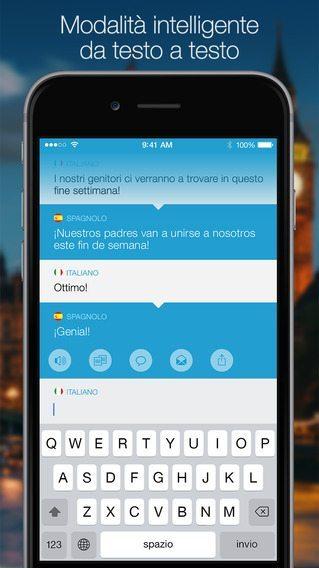 Parla e traduci app per iPhone avrmagazine 3