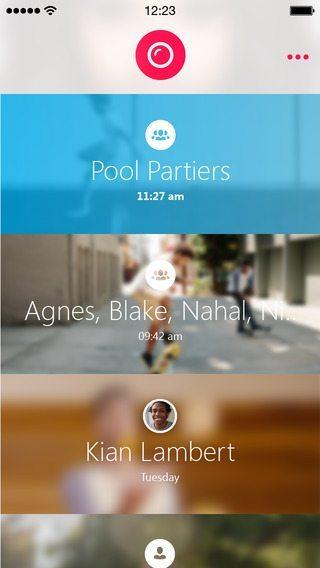 Skype Qik app per iphone avrmagazine 3