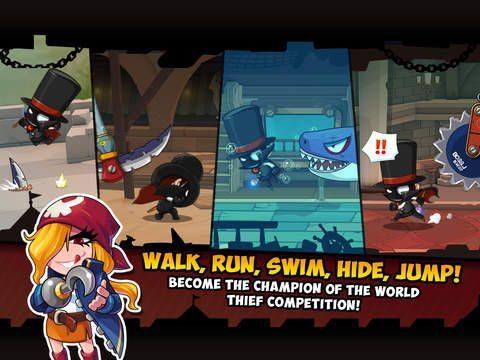 Thief Lupin2-giochi-per-ios-android-1-avrmagazine