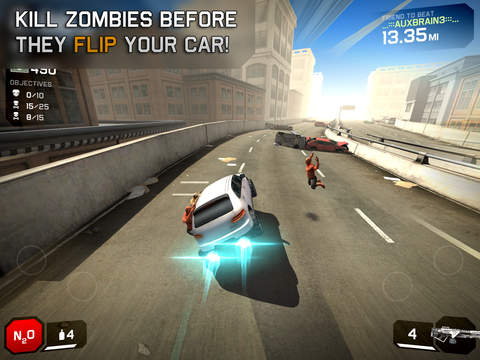 Zombie Highway 2 giochi per iphone avrmagazine1