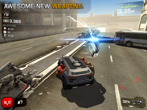 Zombie Highway 2 giochi per iphone avrmagazine3