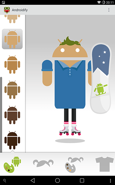 androidify-app per android