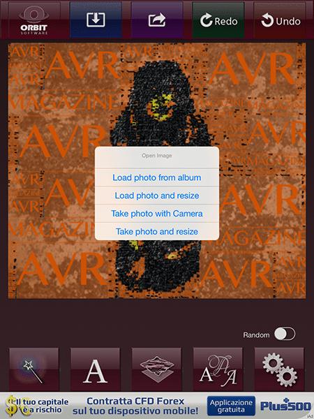 atypo picture-app per ipad