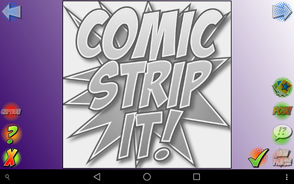 comic stript-app per android