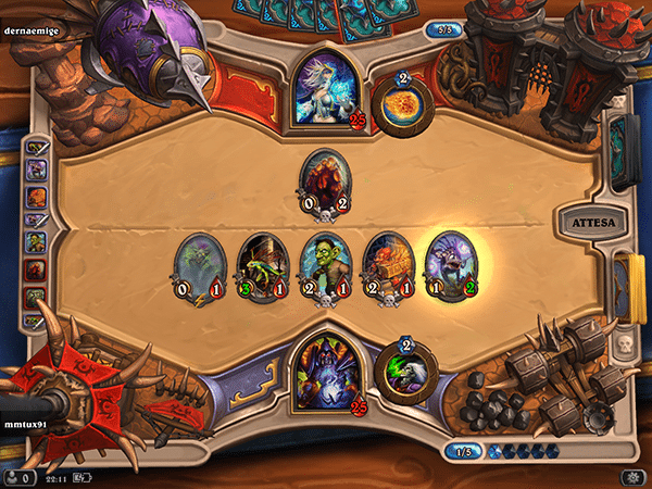 hearthstone4-app per ios-android