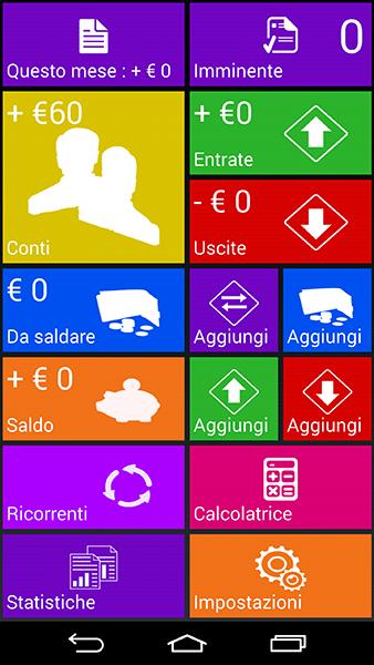 homebudget3-app per android