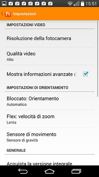 horizon3-appp er android