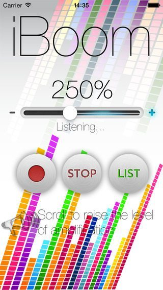 iBoom-app-per-iphone-avrmagazine 1