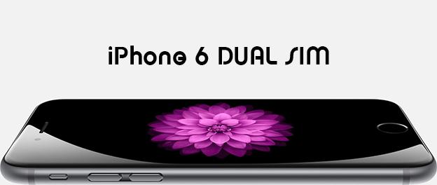 iPhone 6 Dual Sim