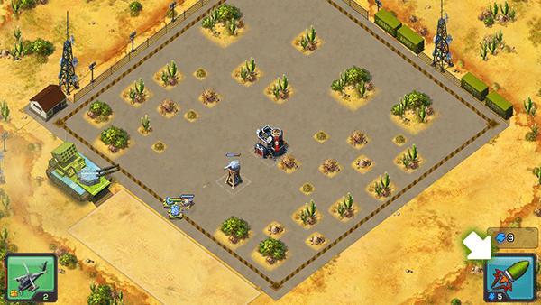 iron desert2-giochi per android