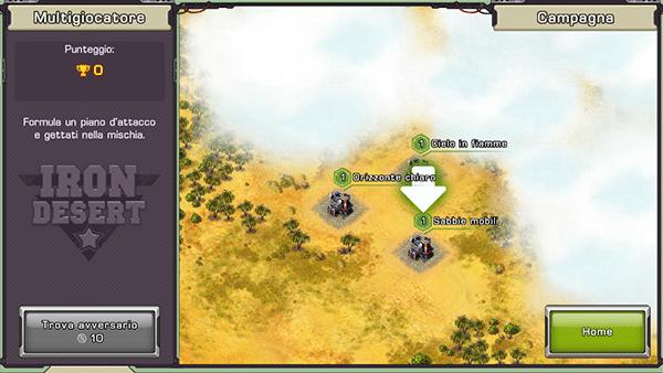 iron desert3-giochi per android