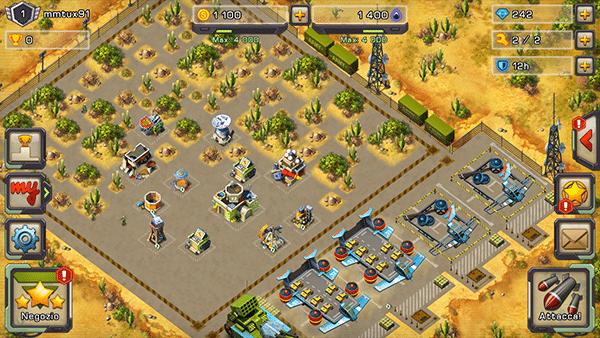 iron desert4-giochi per android