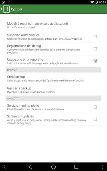 missed it2-app per android