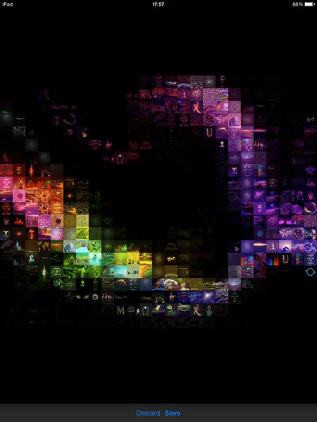 mosaic creator 3-app per ipad
