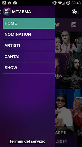 mtv ema3-app android ios