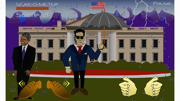 obama hates rain2-giochi per android