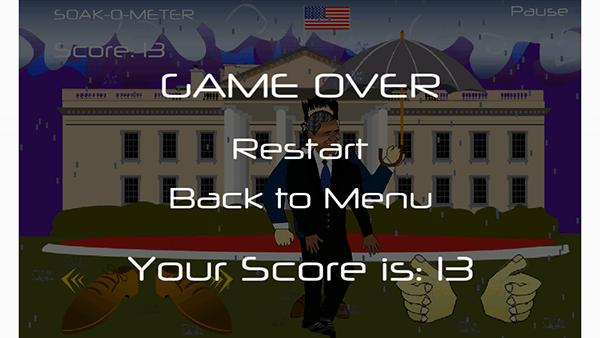 obama hates rain3-giochi per android