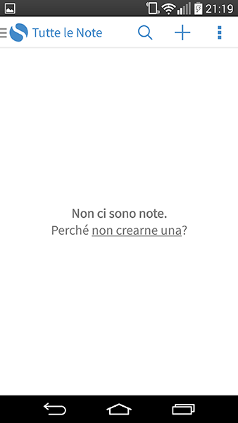 simplenote-app per Android