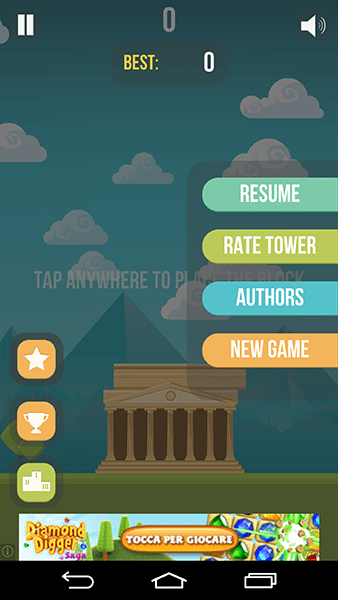 the tower2-giochi per android