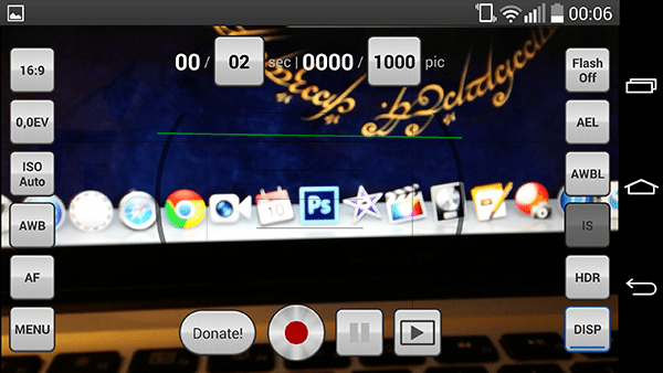 time&tide-app per android