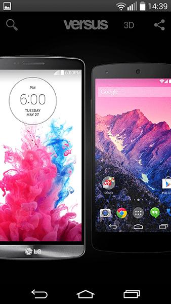 versus2-app per android