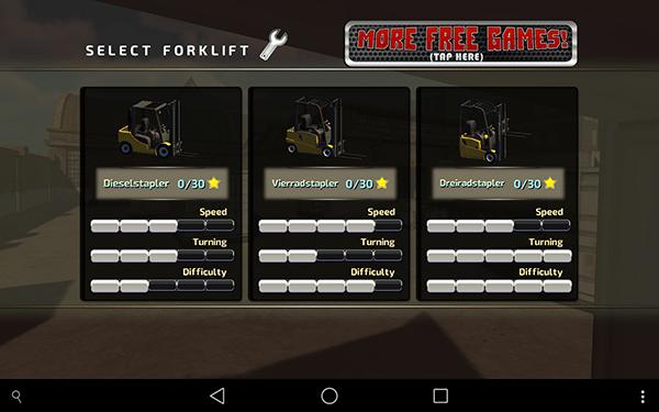 3D Forklift Parking Simulator-giochi per android e ios-avrmagazine