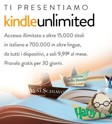 Amazon Kindle Unlimited avrmagazine