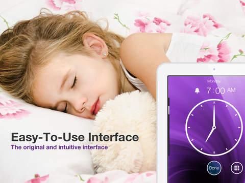 Background Sveglia app per iPhone iPad avrmagazine 1