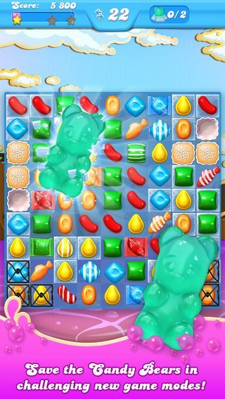 Candy Crush Soda Saga giochi per iPhone avrmagazine 1