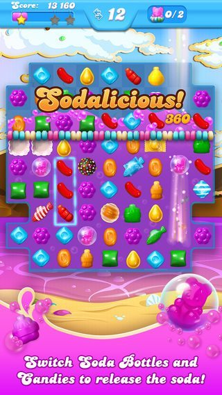 Candy Crush Soda Saga giochi per iPhone avrmagazine 2