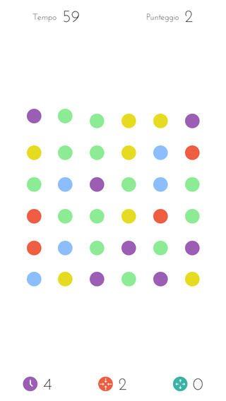 Dots gicohi per iPhone avrmagazine 1