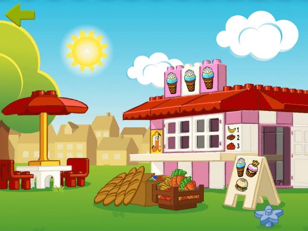 LEGO DUPLO Food giochi per iPhone e Android avrmagazine 3
