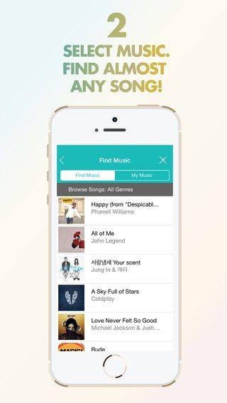 Lomotif app per iPhone avrmagazine 1
