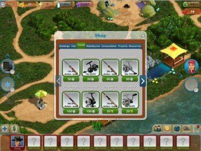 fishing paradise 3D free avrmagazine1
