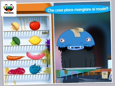 Toca Kitchen Monsters giochi per iPhone avrmagazine 1