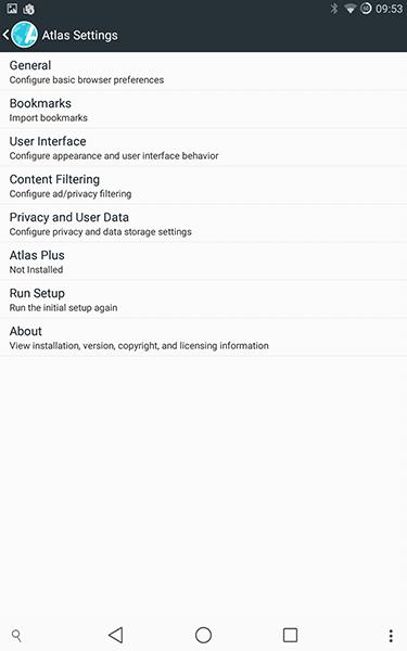 atlas web browser5-app per android-avrmagazine