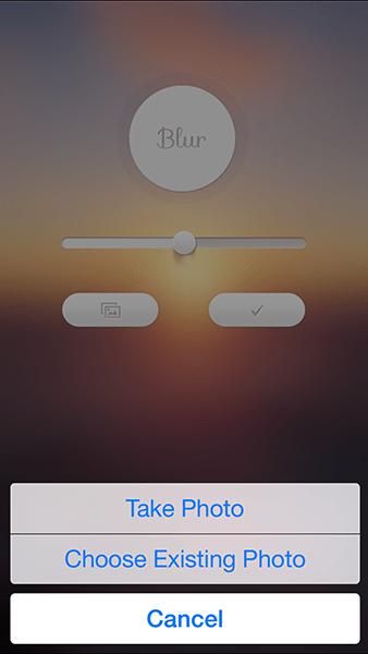 blur2-app per ios-avrmagazine