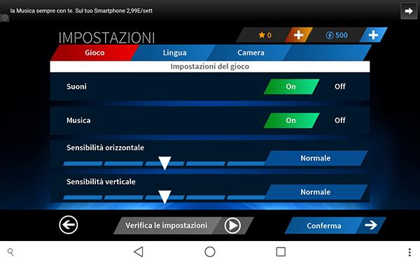 coppa calcio balilla3-giochi per android-avrmagazine