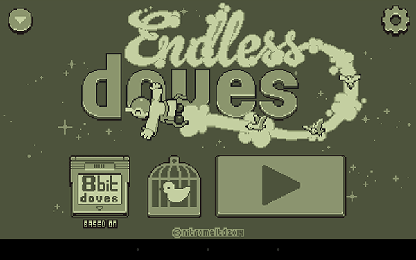 endless doves-giochi per android-avrmagazine