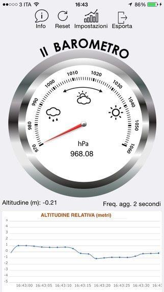 il barometro-app-per-iPhone-avrmagazine 1