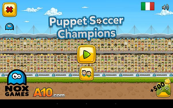 puppet soccer champions-giochi per android-avrmagazine