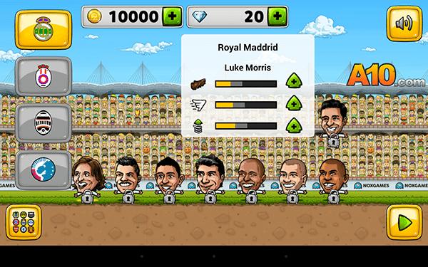 puppet soccer champions3-giochi per android-avrmagazine